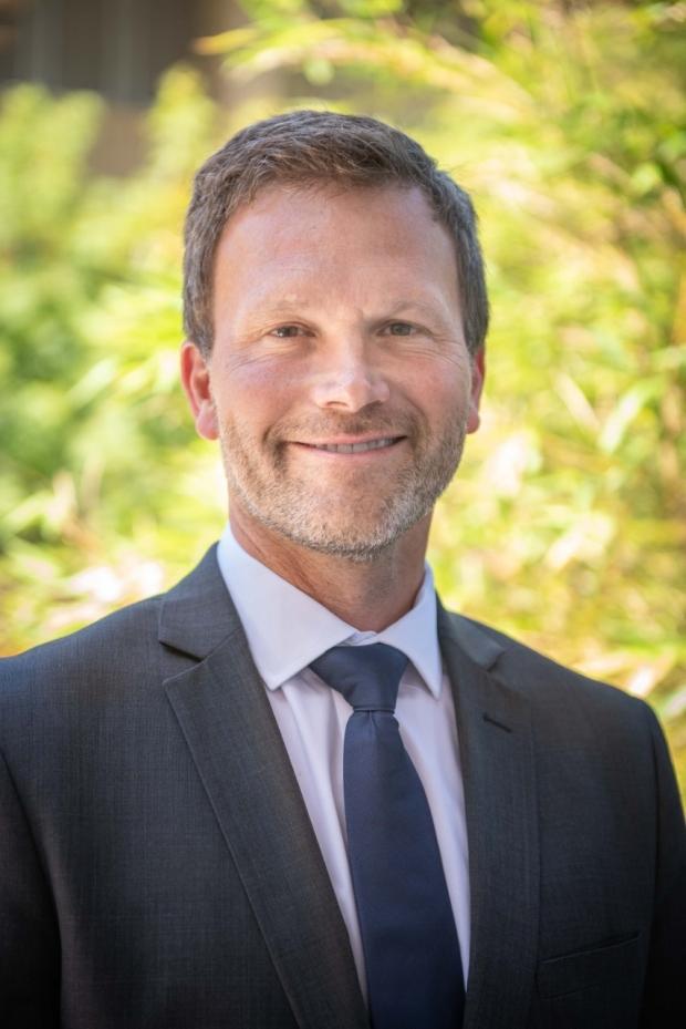 Photo of Dr. Marc Melcher