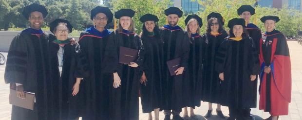 2019 Immunology PhD graduates